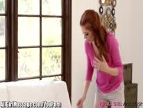 Скриншот для После массажа девки устроили лесбийское порно